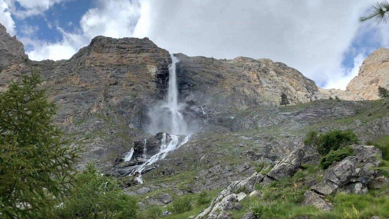 escursione cascate Stroppia